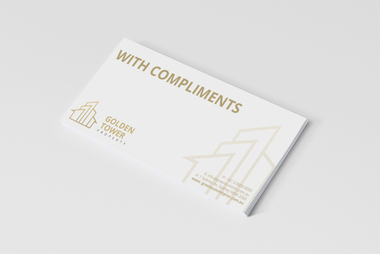 Golden Tower With Compliments