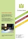 Real Estate, yogi-lime3, Flyer