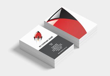 Rocket Business Card