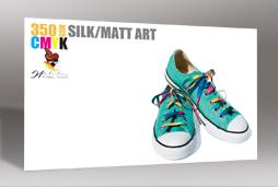 350 Silk/Matt Art