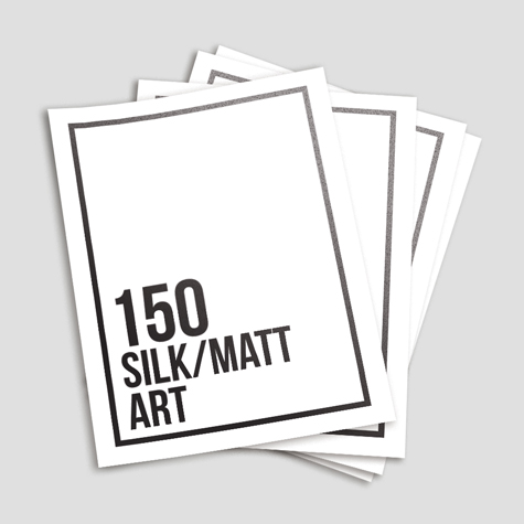 150gsm Silk/Matt Art