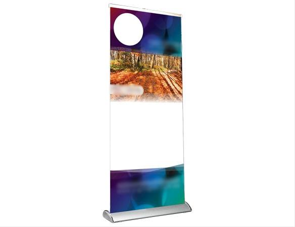 Premium Banner - Silver Base