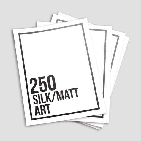 250gsm Silk/Matt Art