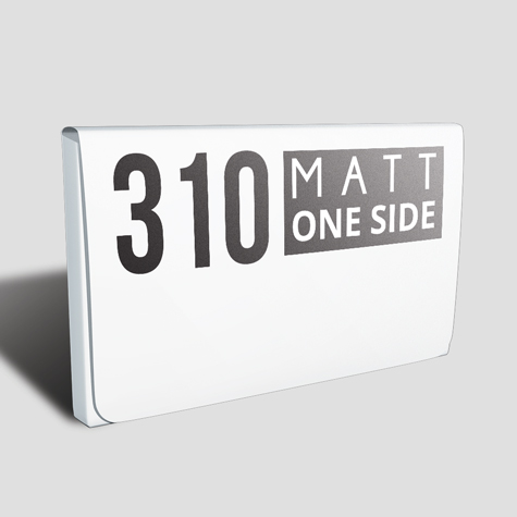 310 Artboard Matt One Side