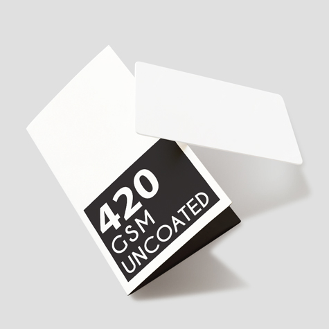 420gsm Uncoated