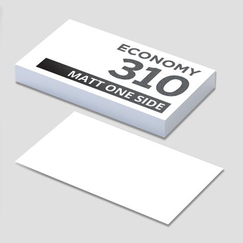 Economy 310 Matt One Side