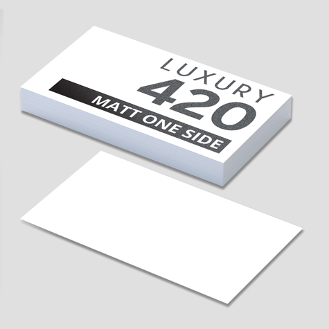 Luxury 420 Matt One Side