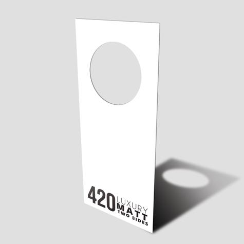 Luxury 420 Matt Two Sides